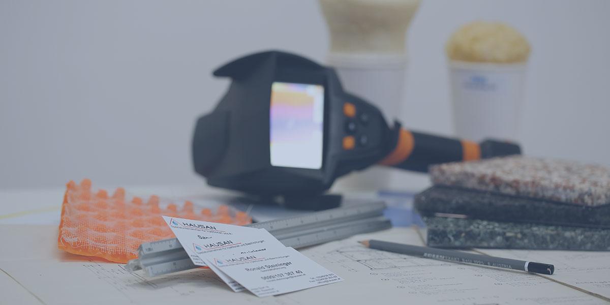 Befundung Hausan Bau GmbH