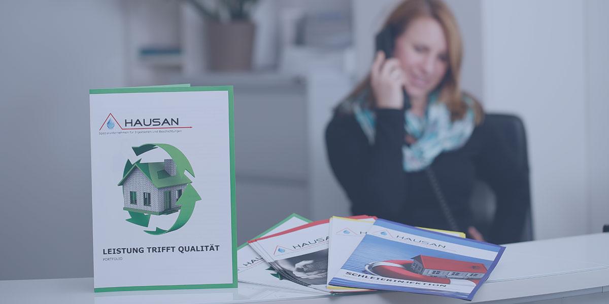 Hausan Bau GmbH Kontakt