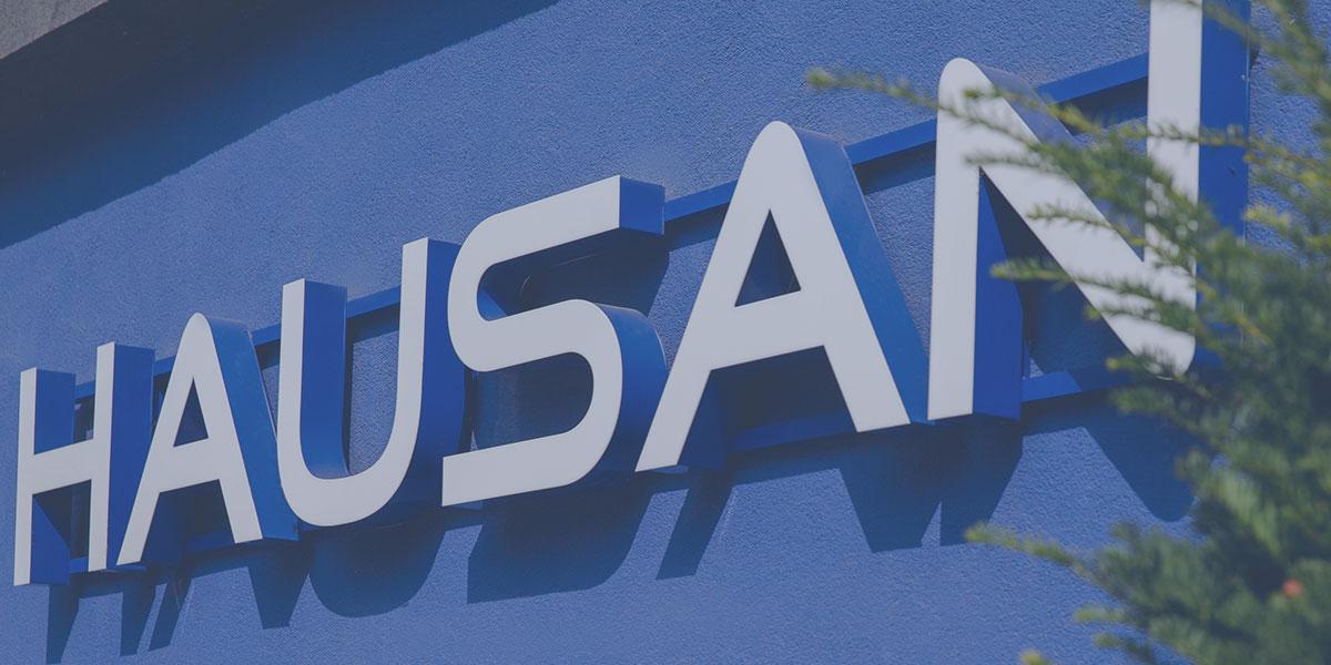 Presse von der Hausan Bau GmbH