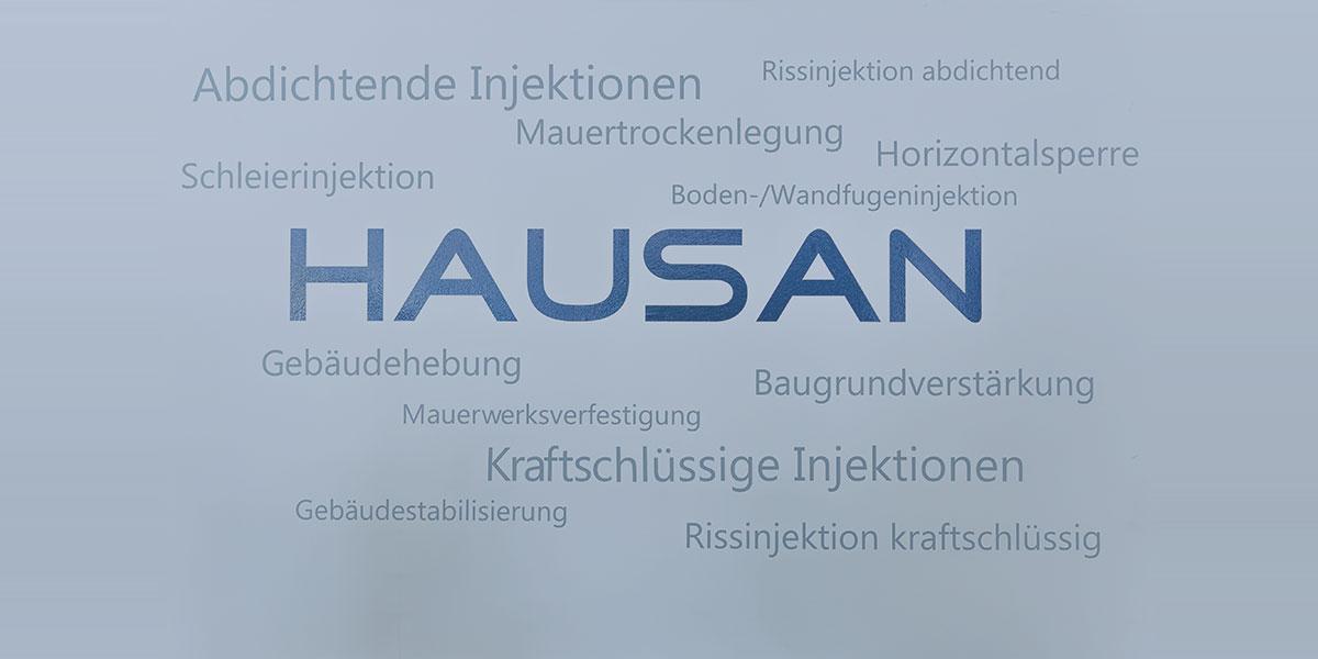 Hausan Bau GmbH Über Uns