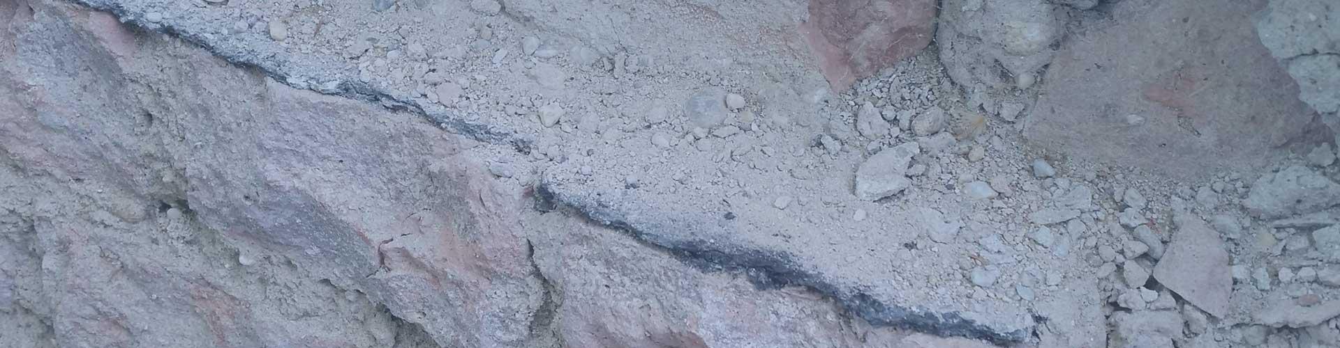 Mauerwerksverfestigung Slider